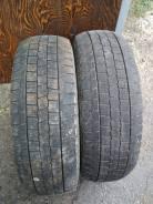 Dunlop DSV-01. Зимние, без шипов, 2012 год, 60%, 2 шт