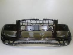 Бампер передний под парктр и омыв фар audi q 10-15 б/у 4l00105fgru 3. Audi Q7, 4LB Двигатели: BAR, BHK, BTR, BUG