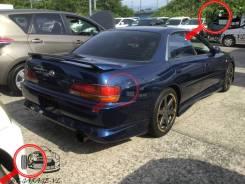 Задняя часть автомобиля. Toyota Corona Exiv, ST200, ST202, ST203