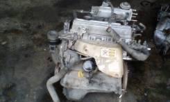 Двигатель в сборе. Toyota Carina E, ST191L Двигатель 3SFE