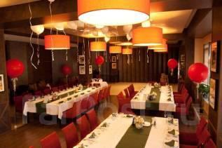 Банкетный уютный зал, вкусная кухня в пригороде. Ресторан La Strada.