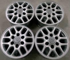 """Nissan. 6.0x15"""", 6x139.70, ET35, ЦО 100,0мм."""