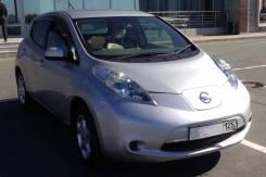 Nissan Leaf. автомат, передний, электричество, 63тыс. км