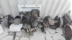 Клапан 4wd. Toyota Hilux Surf, KZN130G, LN130W, LN130G, KZN130W Двигатели: 1KZTE, 2LTE, 2LT