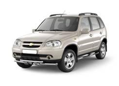 Рейлинги. Chevrolet Niva, 21236 Двигатели: Z18XE, BAZ2123
