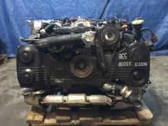Двигатель в сборе. Subaru Legacy, BE5, BH5 Subaru Legacy B4, BE5 Двигатели: EJ20, EJ206, EJ208, EJ20D, EJ20E, EJ20G, EJ20H, EJ20R, EJ20X, EJ20Y