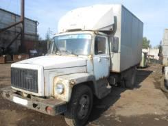 ГАЗ 3309. ГАЗ-3309 фургон, 4 320кг., 4x2