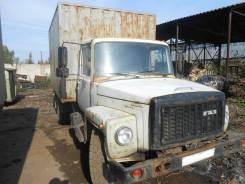 ГАЗ 3309. ГАЗ-3309 фургон, 4 750куб. см., 3 530кг., 4x2