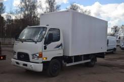 Hyundai HD65. ЕВРО 4 с изотермическим фургоном (80 мм), 3 000куб. см., 5 000кг., 4x2
