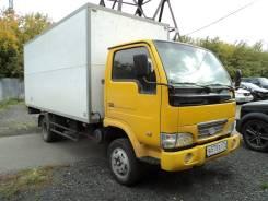 Yuejin. Продается фургон BAW Юджин 2007, 3 000куб. см., 3 000кг.