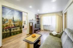 2-комнатная, улица Байкальская 192. Лисиха, 57,0кв.м. Комната