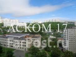 3-комнатная, улица Адмирала Кузнецова 90. 64, 71 микрорайоны, агентство, 67кв.м. Вид из окна днём