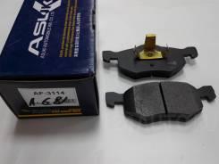 Колодки тормозные дисковые. Toyota Regius Ace, LH120, LH123, LH125, LH129, RZH112, RZH112K, RZH112V, RZH122, RZH124, RZH125, TRH102, TRH102V, TRH112...