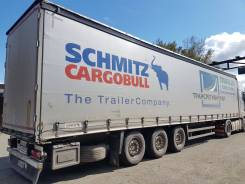 Schmitz. Продаётся полуприцеп 2013 года., 39 000кг.