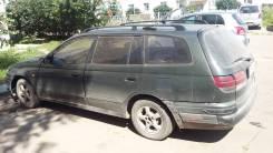 Toyota Carina. механика, передний, 2.0 (74л.с.), дизель, 230 000тыс. км