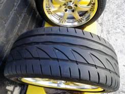 Bridgestone Potenza RE002 Adrenalin. Летние, 2013 год, 10%, 4 шт