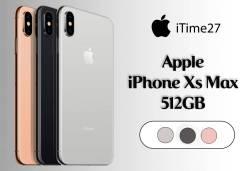 Apple iPhone Xs Max. Новый, 256 Гб и больше, Черный, Dual-SIM