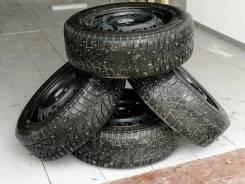 Bridgestone Blizzak Spike-02. Зимние, шипованные, 2016 год, 20%, 4 шт