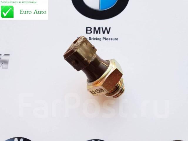 Датчик давления масла. BMW: Z1, Z3, X1, 1-Series, 2-Series, 5-Series Gran Turismo, 3-Series Gran Turismo, X6, Z8, X3, Z4, X5, X4, 8-Series, 6-Series...
