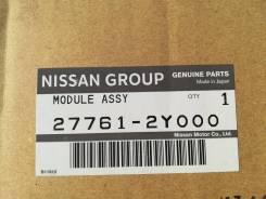 Регулятор отопителя. Nissan: X-Trail, Maxima, Atlas, Altima, Cefiro Двигатели: QR20DE, QR25DE, SR20VET, YD22ETI, VQ20DE, VQ30DE, VQ35DE, ZD30, VQ25DD