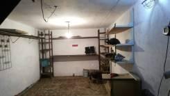 Гаражи капитальные. улица Толстого 52, р-н Толстого (Буссе), 38кв.м., электричество, подвал. Вид изнутри