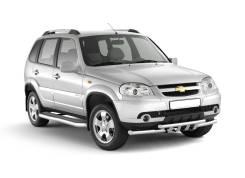 Рейлинг. Chevrolet Niva, 21236 Двигатели: Z18XE, BAZ2123