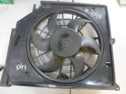 Вентилятор охлаждения радиатора. BMW M3, E46 BMW 3-Series, E46
