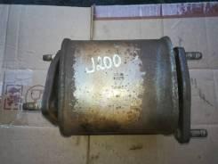 Катализатор. Chevrolet Lacetti, J200 Двигатель F14D3