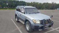 Toyota Land Cruiser Prado. автомат, 4wd, 3.0 (140л.с.), дизель, 195 000тыс. км