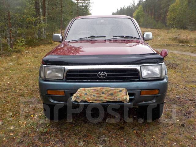 Toyota Hilux Surf. NE UCTANOBLEN, NE UCTANOBLEN