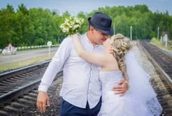 Свадебный фотограф + видеосъемка