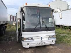 Hyundai Aero Space. Продаётся автобус Hyundai AERO Space, 45 мест, С маршрутом, работой