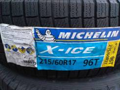 Michelin X-Ice 3. Зимние, без шипов, без износа, 4 шт