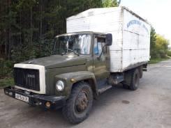ГАЗ 3307. Газ 3307 фургон, 4 500куб. см., 4 000кг., 4x2. Под заказ