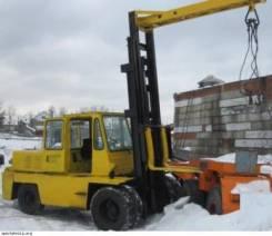 Львовский погрузчик. Львовский вилочный погрузчик 7 тонн, 7 000кг.