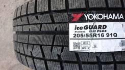 Yokohama Ice Guard IG50+. Зимние, без шипов, 2018 год, без износа, 4 шт