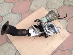 Турбина. Subaru Legacy, BE5, BH5 Двигатели: EJ206, EJ208