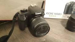 Canon EOS 1000D. 10 - 14.9 Мп