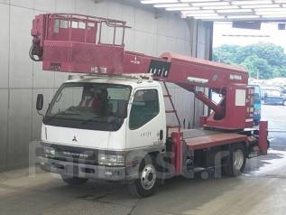 Mitsubishi Fuso Canter. Автовышка Mitsubishi Canter Aichi SK210, 5 200куб. см., 21,00м. Под заказ
