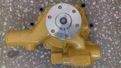 Помпа водяная. Komatsu: PC130, PW130, WA120, PC60-6, PC75UU-1, PC Двигатели: 4D95L, S4D95L, 6D95L, S6D95L, SA6D95L