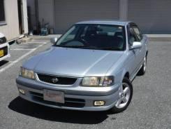 Nissan Sunny. механика, передний, 1.6 (175л.с.), бензин, 25тыс. км, б/п, нет птс. Под заказ