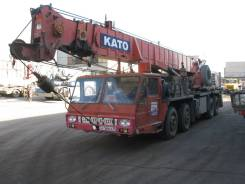 Kato NK-500MS. Продается автокран КАТО NK-500 MS.1987 г. г/п 50 т. Н подъема 34 м., 10 000куб. см., 50 000кг., 34м.