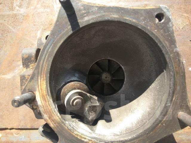 Турбина. Porsche Cayenne, 955 Двигатели: M48, 50