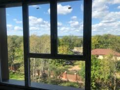 2-комнатная, улица Садгородская 13и. Садгород, частное лицо, 77кв.м. Вид из окна днём