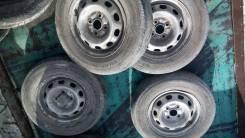 Комплект колес на докат на малолитражку R13