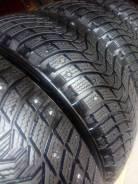 Michelin X Radial. Зимние, шипованные, 2014 год, 20%, 4 шт