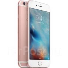 Apple iPhone 6s. Новый, 64 Гб, Золотой, Розовый, 3G, 4G LTE