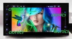 Магнитола для Toyota на Android 7.1/wi-fi/GPS/BT/(200мм на 100мм)