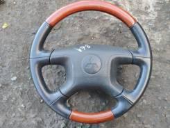 Руль. Mitsubishi Pajero, V63W, V65W, V68W, V73W, V75W, V78W, V60, V77W Mitsubishi Airtrek, CU2W, CU4W Mitsubishi Montero, V60, V63W, V65W, V68W, V73W...