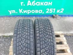 Bridgestone Blizzak LM-20. Зимние, без шипов, 5%, 2 шт